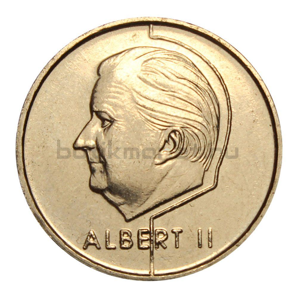 50 франков 2000 Бельгия Чемпионат Европы по футболу