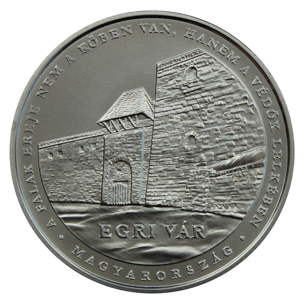 2000 форинтов 2018 Венгрия Эгерская крепость