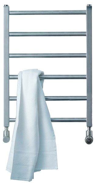 Бытовой полотенцесушитель-радиатор в ванну Zehnder Stalox лесенка STXI-060-045 45x60,8 см ФОТО