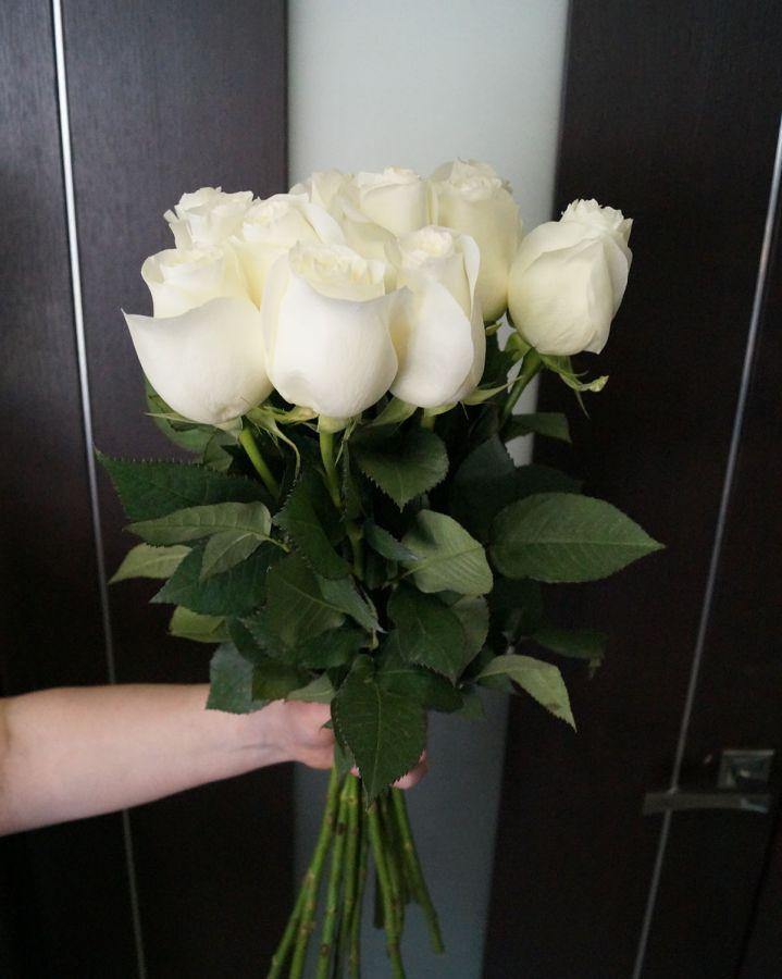 11 роз - Проуд (60 см)