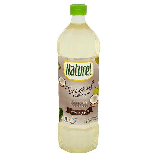 Кокосовое масло для еды (пищевое) 1 л