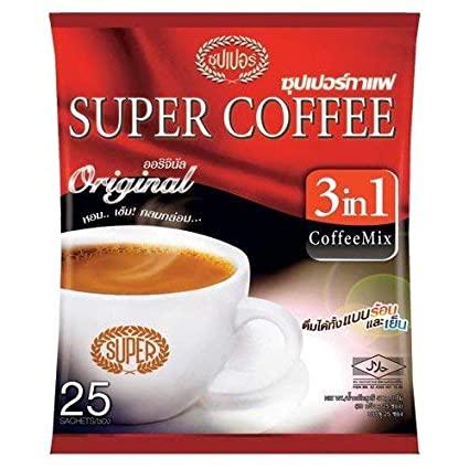 Кофе по-тайски растворимый Оригинальный 25 пак