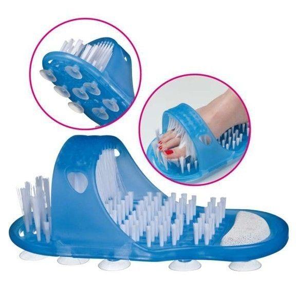 Щетка - пемза для мытья ног
