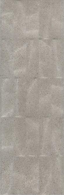 12152R | Безана серый структура обрезной