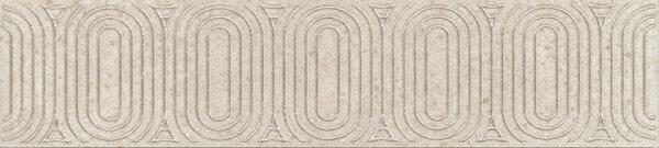 OP/C206/12138R | Бордюр Безана бежевый обрезной
