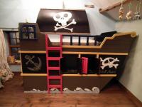 Кровать-чердак Домик Fairy Land (любые размеры)