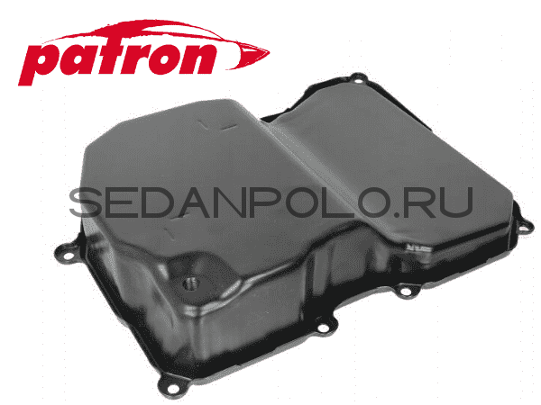 ПОДДОН АКПП PATRON VOLKSWAGEN POLO SEDAN/RAPID