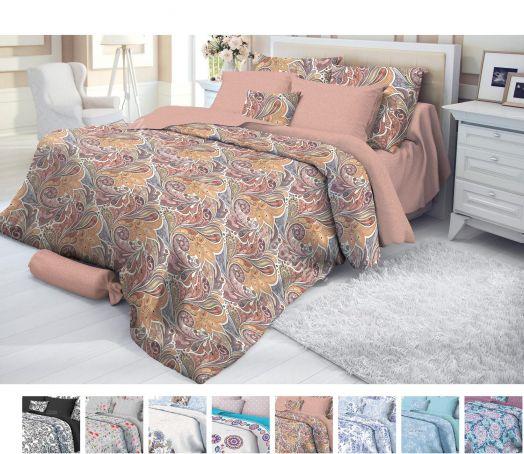 """Постельное белье """"Verossa Constante"""" Сатин Роял 1,5-спальный комплект (наволочки 70х70)"""