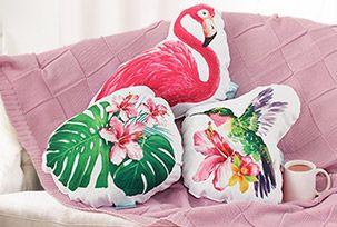 Декоративный текстиль
