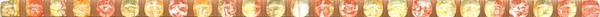 POD003 | Карандаш Бисер прозрачный цветной