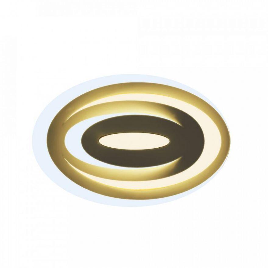Светильник светодиодный настенно-потолочный Jazzway PPB Onyx-04 60w