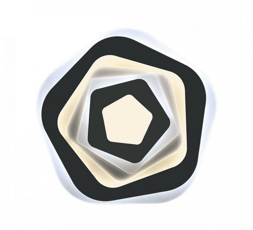Светильник светодиодный настенно-потолочный Jazzway PPB Onyx-06 84w