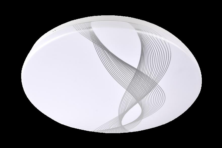 Светильник светодиодный настенно-потолочный Jazzway PPB WAVE 36w