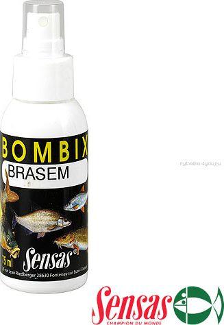 Спрей Sensas Bombix Brasem (Лещ,Белая рыба) 0,075л (03625)