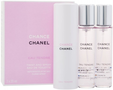 Chanel Chance Eau Tender 3х20 ml