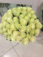 51 роза - Мондиаль (60 см)