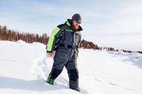 Комбинезон зимний мужской для рыбалки Norfin Signal Pro 434001-S фото3