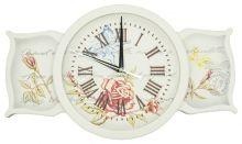 Часы  настенные с росписью Прованс 1