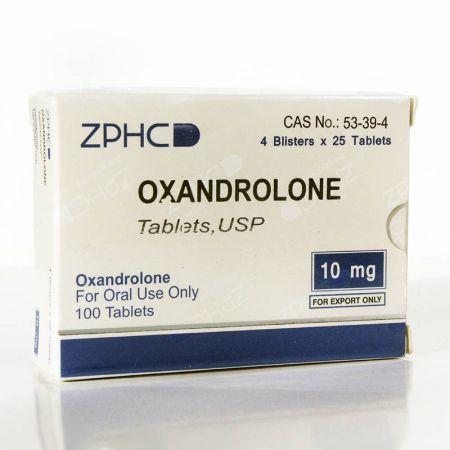 Оксандролон (Oxandrolon)