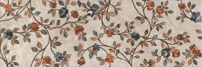 VT/A26/13083R | Декор Гран-Виа цветы обрезной