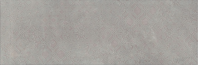 13089R/3F   Декор Каталунья серый обрезной