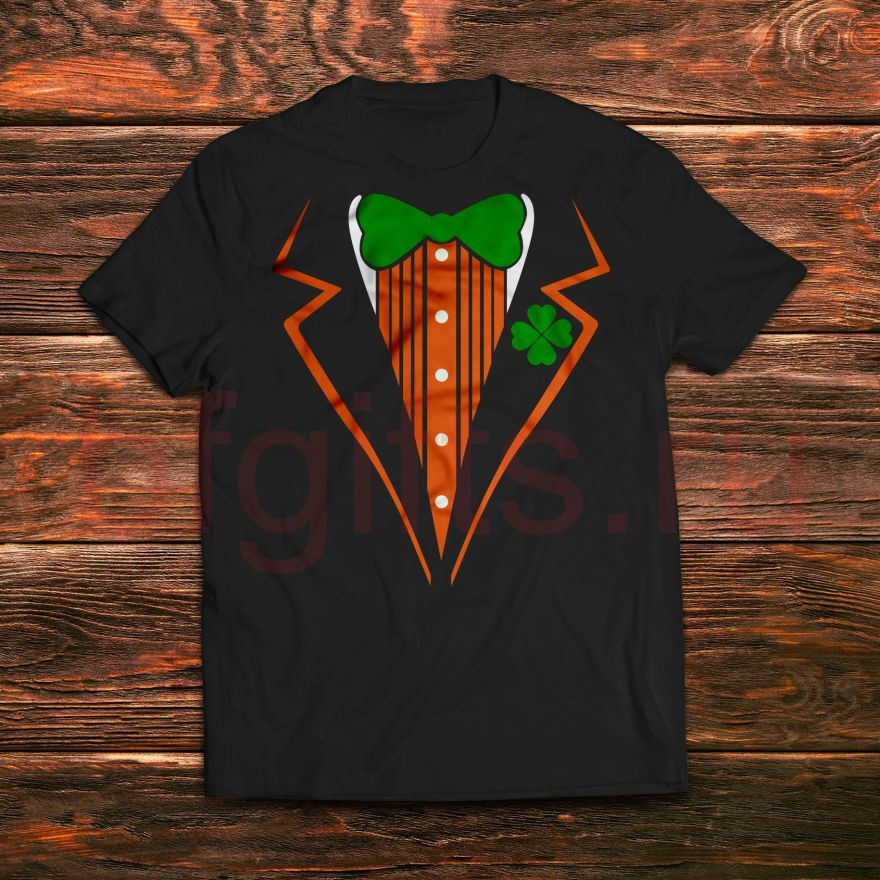 Футболка Ирландский костюм
