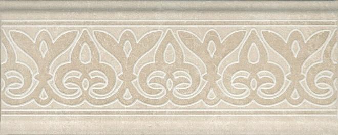 BDA016R | Бордюр Линарес декорированный обрезной