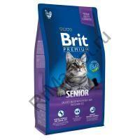 Brit Premium Сеньор для кошек курица и печень