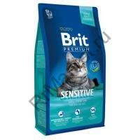 BRIT Premium для кошек Сенситив гипоаллергенный с ягнёнком