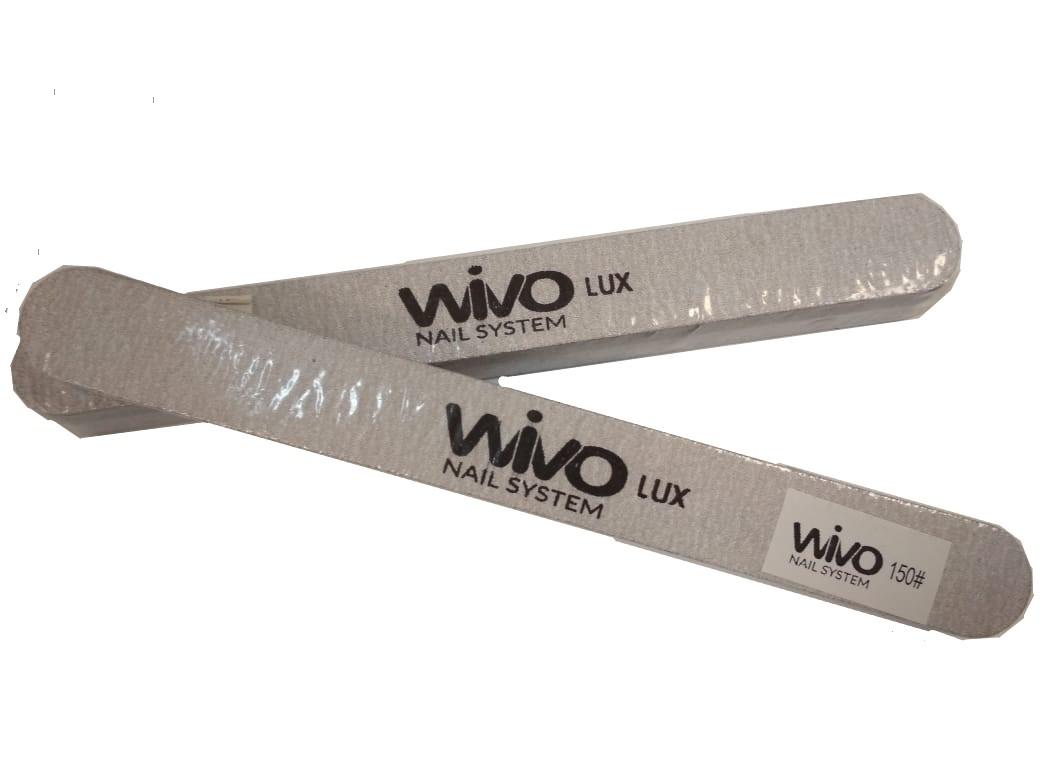 Сменные файлы-пилки WIVO на липкой основе 150 грит  (Зебра, Япония , 180х20мм., 25 шт.)