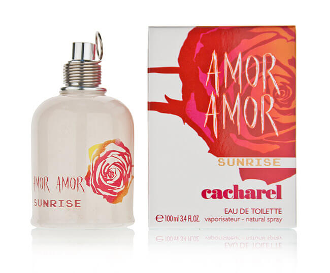 Cacharel Туалетная вода Amor Amor Sunrise, 100 ml
