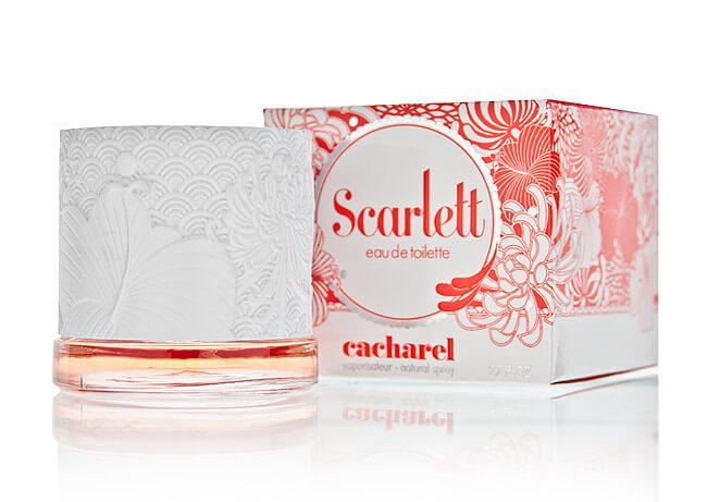 Cacharel Туалетная вода Scarlett, 100 ml