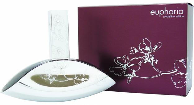 Calvin Klein Парфюмерная вода Euphoria Crystalline Edition, 100 ml