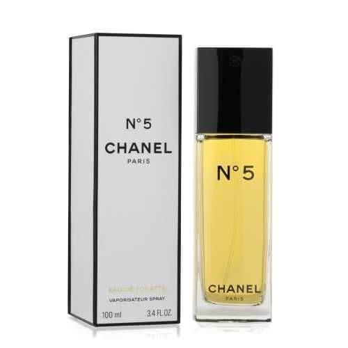 Chanel Туалетная вода Chanel №5, 100 ml
