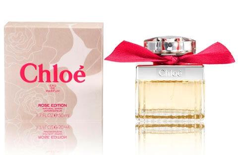 Chloe Парфюмерная вода Rose Edition, 75 ml