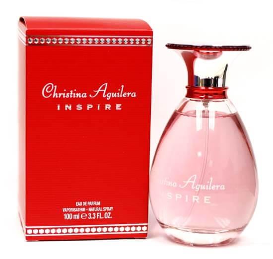 Christina Aguilera Парфюмерная вода Inspire, 100 ml