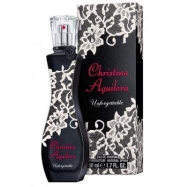 Christina Aguilera Парфюмерная вода Unforgettable, 75 ml