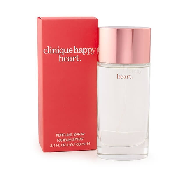 Clinique Парфюмерная вода Happy Heart, 100 ml