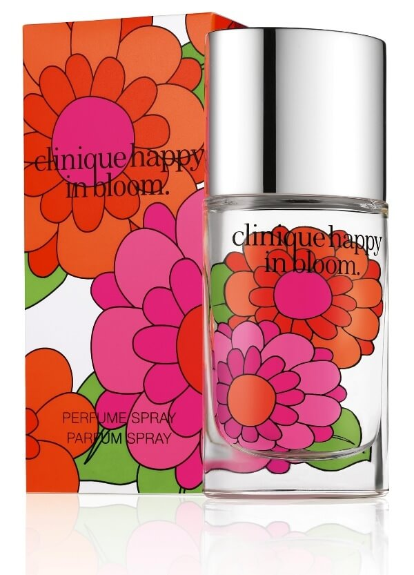 Clinique Парфюмерная вода Happy In Bloom, 100 ml