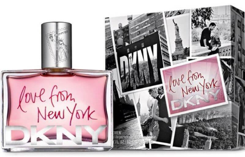 DKNY Парфюмерная вода Love From New York, 90 ml