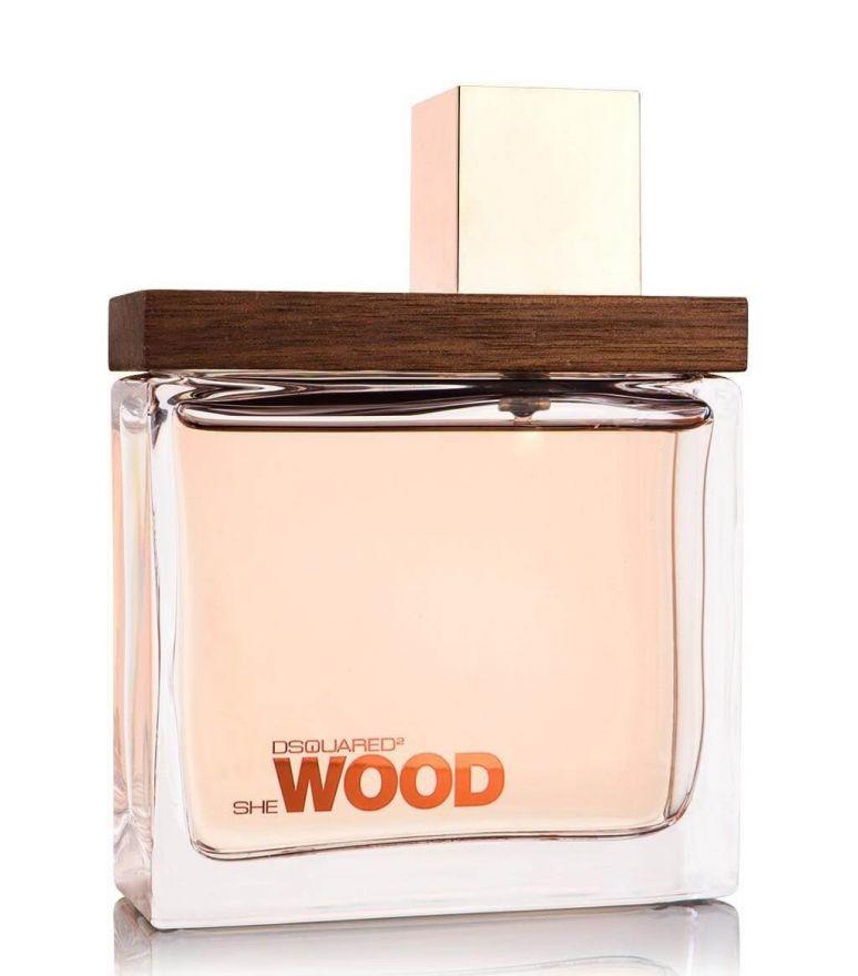Dsquared2 Парфюмерная вода She Wood, 100 ml