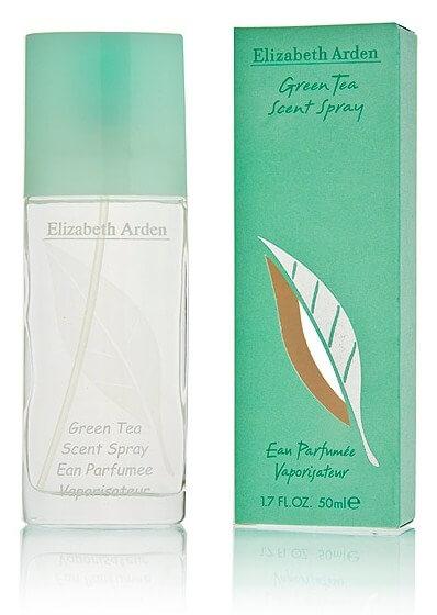 Elizabeth Arden Парфюмерная вода Green Tea, 50 ml