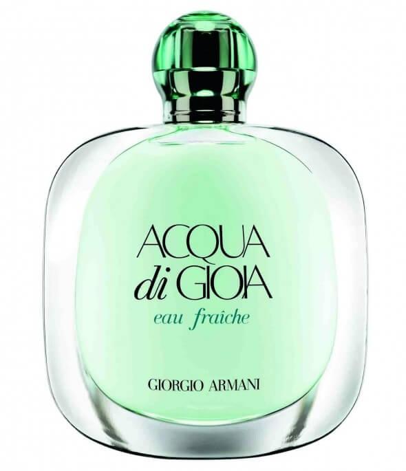 Giorgio Armani Парфюмерная вода Acqua di Gioia Eau Fraiche, 100 ml