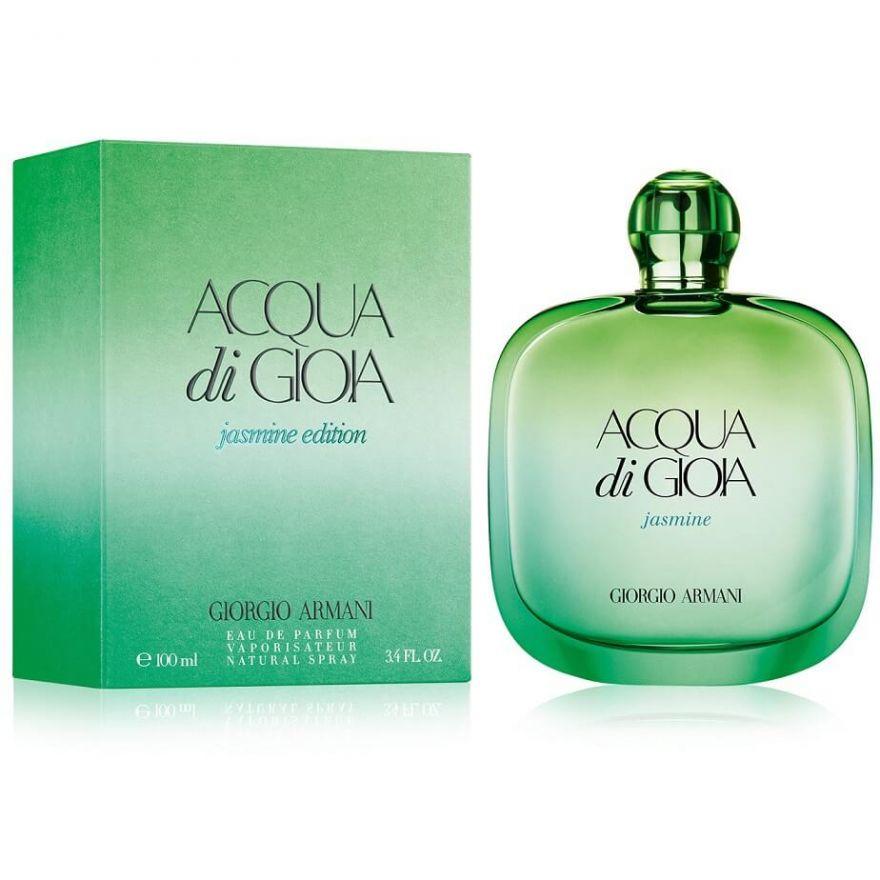 Giorgio Armani Парфюмерная вода Acqua di Gioia Jasmine, 100 ml