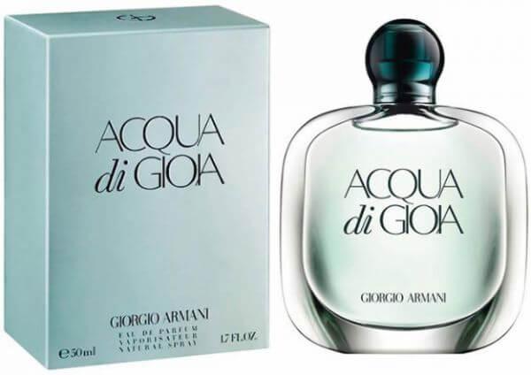 Giorgio Armani Парфюмерная вода Acqua di Gioia, 100 ml