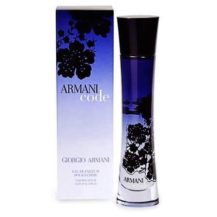 Giorgio Armani Парфюмерная вода Armani Code Pour Femme, 75 ml