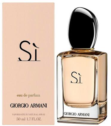 Giorgio Armani Парфюмерная вода Si, 100 ml
