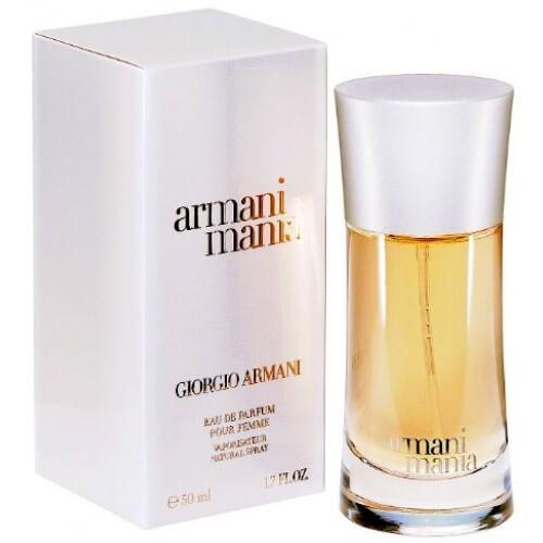Giorgio Armani Туалетная вода Armani Mania Woman, 100 ml