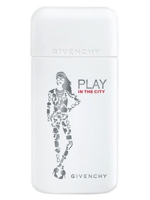 Givenchy Парфюмерная вода Play in the City for Her, 75 ml