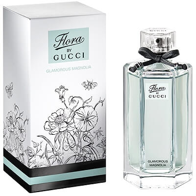 Gucci Туалетная вода Flora By Gucci Glamorous Magnolia, 100 ml